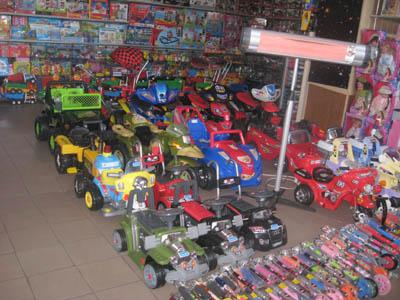 В магазине игрушек «Космос» самая заветная детская мечта станет реальностью!